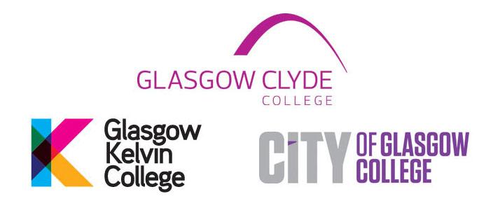 GCRB college logos